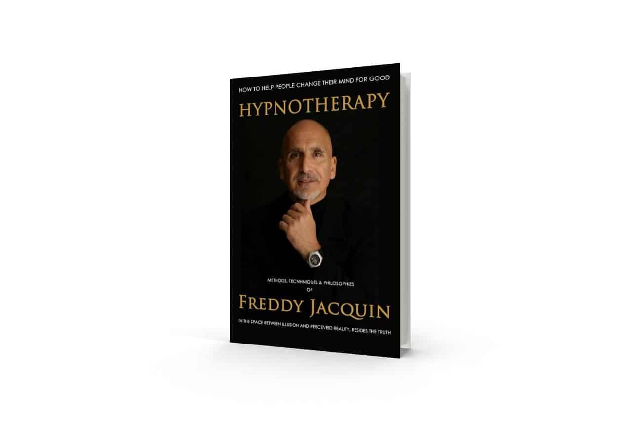Freddy Jacquin, UK Hypnotherapist: inventor of The Arrow